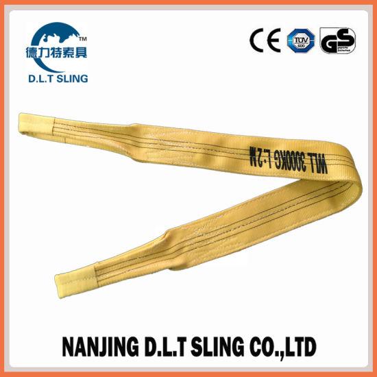 China Lifting Webbing Sling Rigging Belt - China Webbing