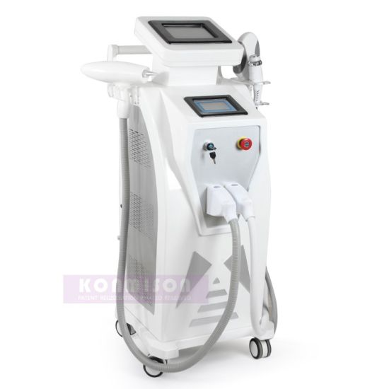 4 in 1 IPL Shr Hair Removal Skin Rejuvenation Beauty Machine pictures & photos