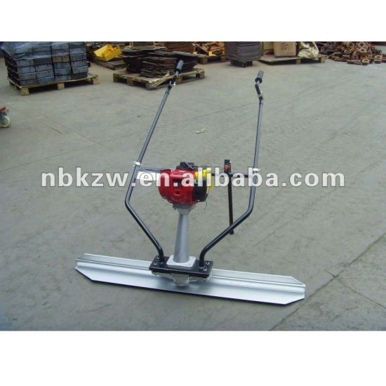 Concrete Screed Machines (Honda GX35 Gasoline engine) pictures & photos
