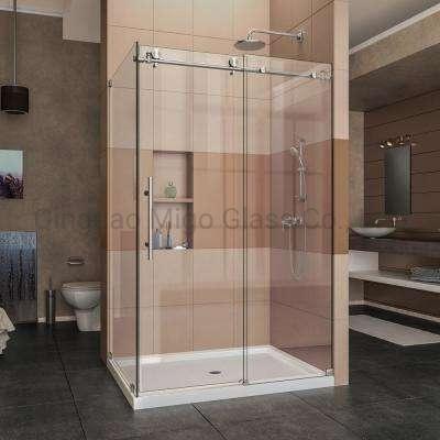 China Frameless Sliding Shower Door