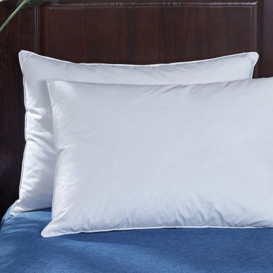 Duck or Goose Down Pillow for Hotels pictures & photos