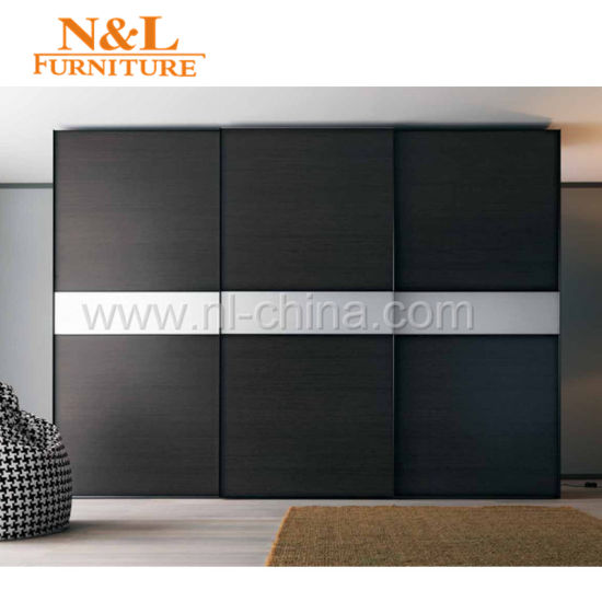 Brown Color Big Size Assemble Plastic Portable Wardrobe Closet