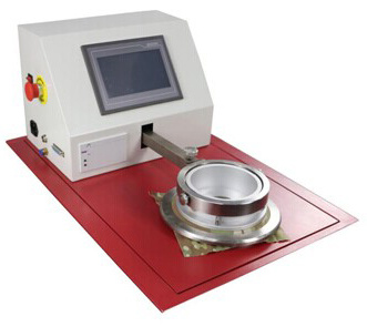 Digital Fabric Air Permeability Testing Machine pictures & photos