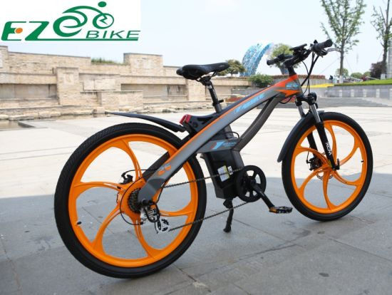 Hot Sell Cheap Electric Bike Tde01 pictures & photos