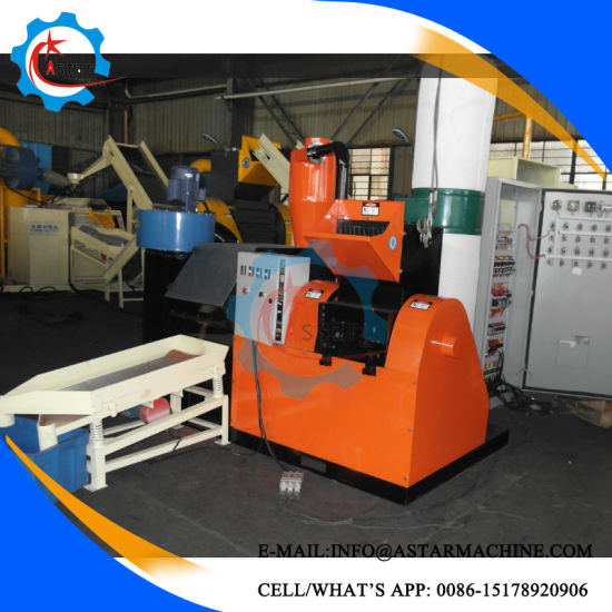 Copper Cable Recycling Machine for Sale pictures & photos
