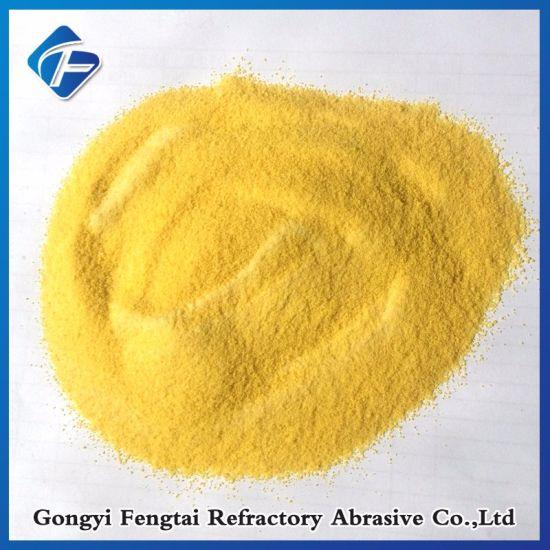 Yellow Powder 30% Polyaluminium Chloride PAC for Wastewater Treatment