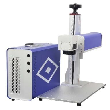 Fiber Laser Marking Machine for Metal Non-Metal Engraving