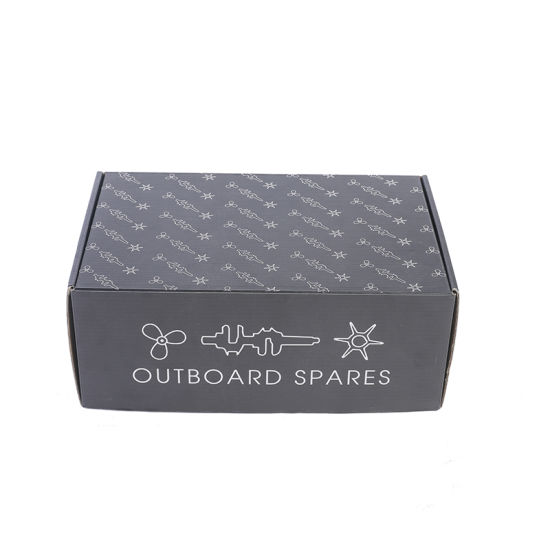 Custom Corrugated Colored Printing Boxes Tuck Mailer Set Top Packaging Box