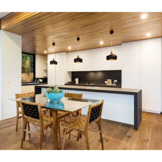 China Factory Wholesale Home Furniture Modern Modular Kitchen Cabinet Cupboard