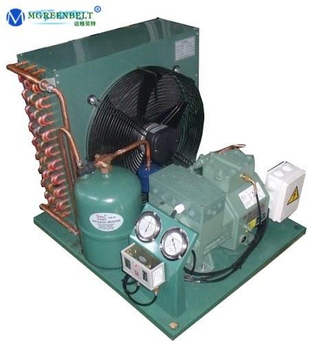 Refrigeration Condenser Unit with Piston Bitzer Compressor