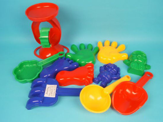 Newest Design Beach Toys Durable ABS Material Sand Toy H11377084