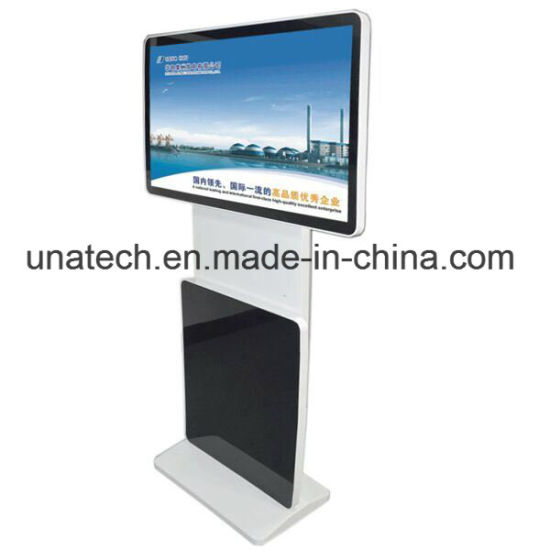 Horizontal/Vertical 32inch/42inch/49inch/55inch/65inch LCD Kiosk Totem Video Display Touch Screen