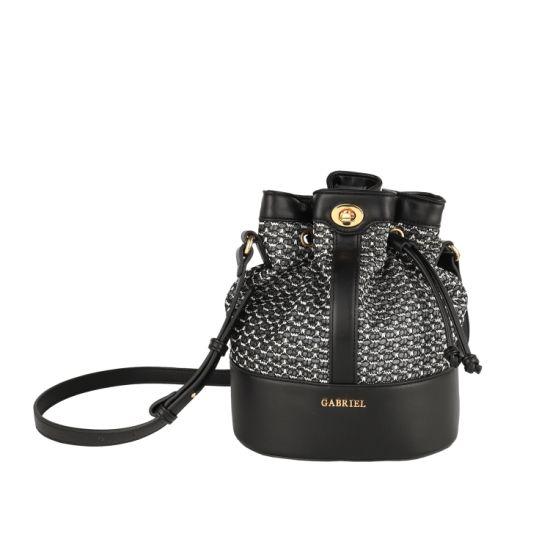 e3436de4 Fashion PU Leather Tote Women Shoulder New Bucket Bag Lady Handbag. Get  Latest Price