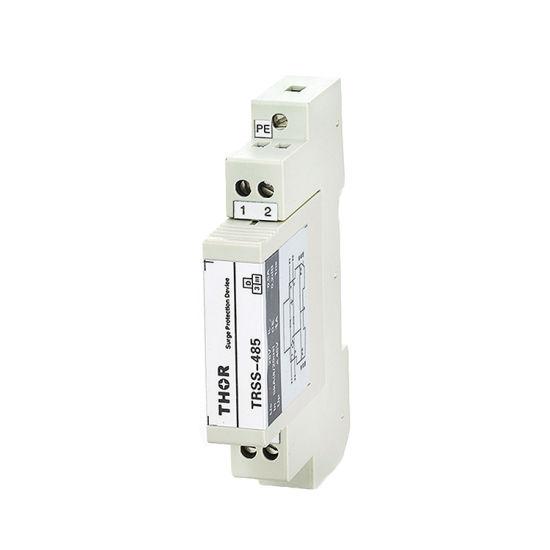 Lightning Protection Signal SPD 48V Surge Protector RS485 Signal Surge Arrester