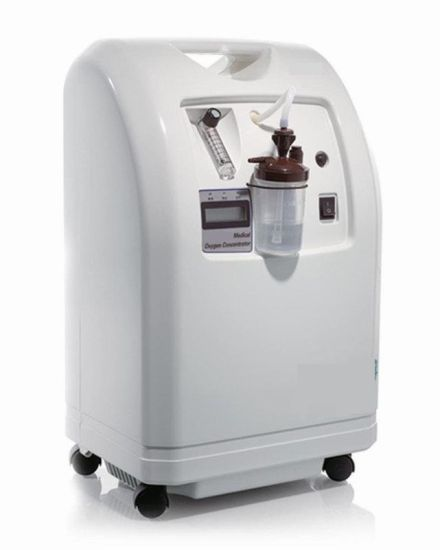 Oc-3 Low Noise 3L Mobile Oxygen Concentrator, Hospital/Home Oxygen Generator pictures & photos