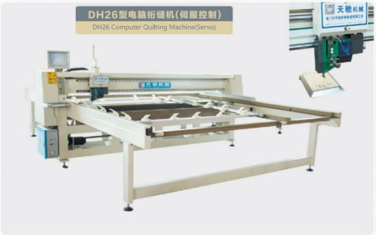 High Speed Sewing Quilting Machine Dh2628