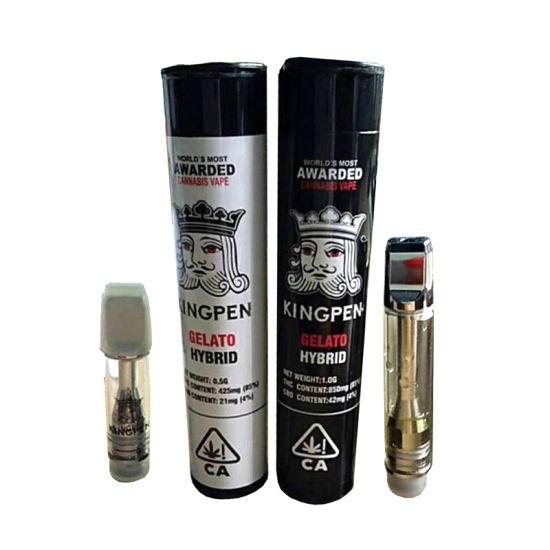 [Hot Item] Vape Pen Cartridge Vaporizer 510 Kingpen Cbd Oil Tank