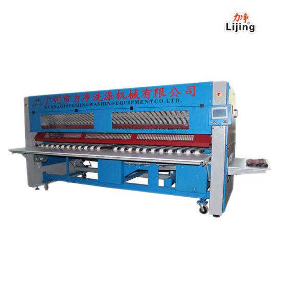 Bed Sheets Folding Machine U0026Professional Laundry Equipment (ZDB 3000V)