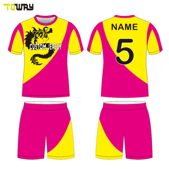 China Custom Plain Reversible Sublimation Soccer Jersey 2018 - China ... 182992655