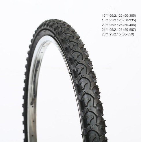 China Bike Spare Parts High Quality 22 1 75 Bicycle Tire And Bike