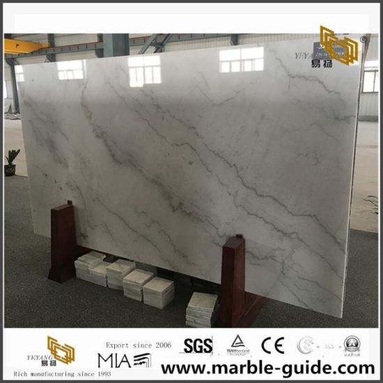 China Carrara/Guangxi White Stone Marble for Sale (Natural/Cheap/Engineered/Wholesale/Kitchen/Bathroom/Construction/Flooring/Wall/Decoration/Building) pictures & photos