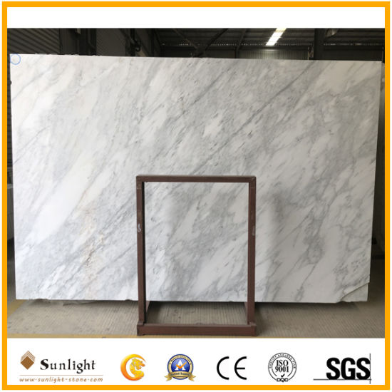 China Hot Sale Dongfang White Marble Slabs For Countertops Wall