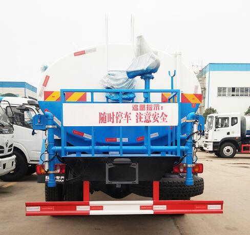 China Duolika 5-7 Cubic Meters 4X2 Powerful Water Transport