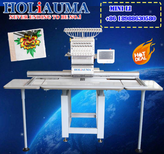 China Swf 1 Head Embroidery Machine More Quantity And Large Discount
