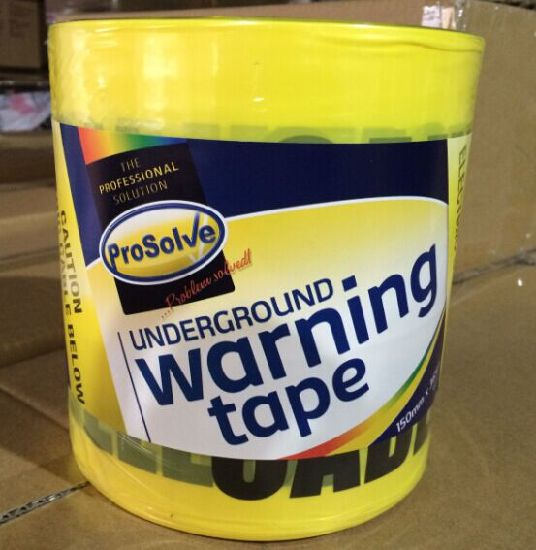 Underground PE Warning Tape Safety Marker Caution Tape Cable Tape