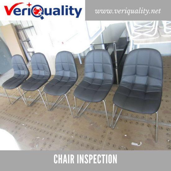 Chair Quality Control Inspection Service at Zhangzhou, Fujian