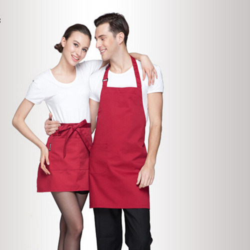 2015 100%Cotton Promotion Kitchen Pinafore pictures & photos