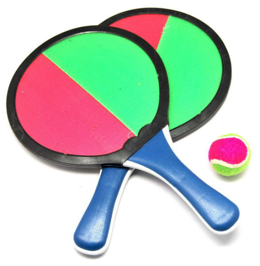 Beach Rackets in Different Colors and Designs pictures & photos