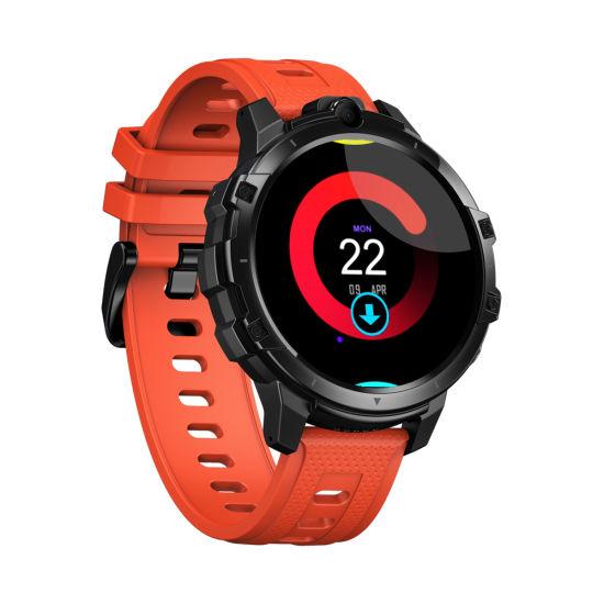 Flagship Killer Zeblaze Thor 6 Helio P22 Octa Core Processor 4GB+64GB Android10 Face Unlock 4G LTE Global Bands Smartwatch Phone