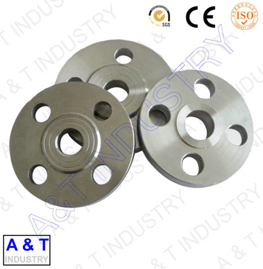 ANSI 316 304L Forged Stainless Steel Pipe Flange pictures & photos