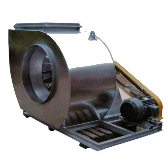 1200 Centigrade High Temperature Centrifugal Fan Blower Factory Direct Sale