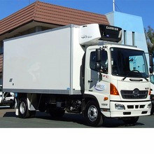 FRP XPS Refrigerated Truck Body pictures & photos