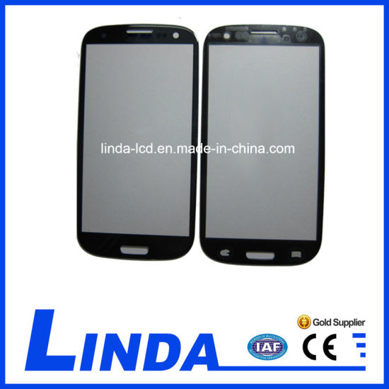 Mobile Phone Glass Lens for Samusng S3 Glass pictures & photos