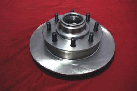 Brake Rotors for KIA Pride Cars pictures & photos