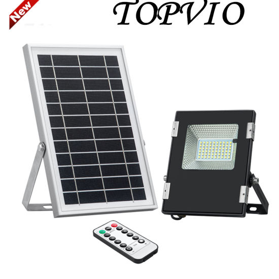 Waterproof LED Solar Flood Light with High Bright LEDs
