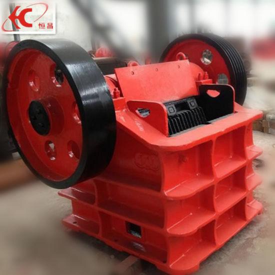 PE250X400 Copper / Lead / Iron Ore Jaw Crusher Machine