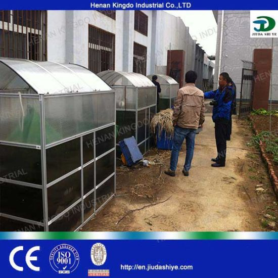 [Hot Item] Portable Methane Biogas Digester Biogas Making Equipment for  Home Use