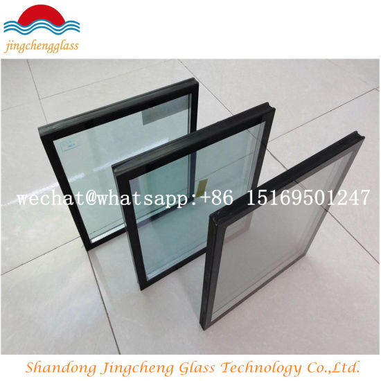 Insulating Glass with Aluminum Spacers pictures & photos