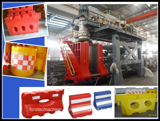 Road Barrier Extrusion Blow Molding Machine pictures & photos