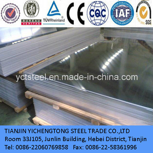 ASTM 304 Mirror Stainless Steel Sheet for Elevator pictures & photos