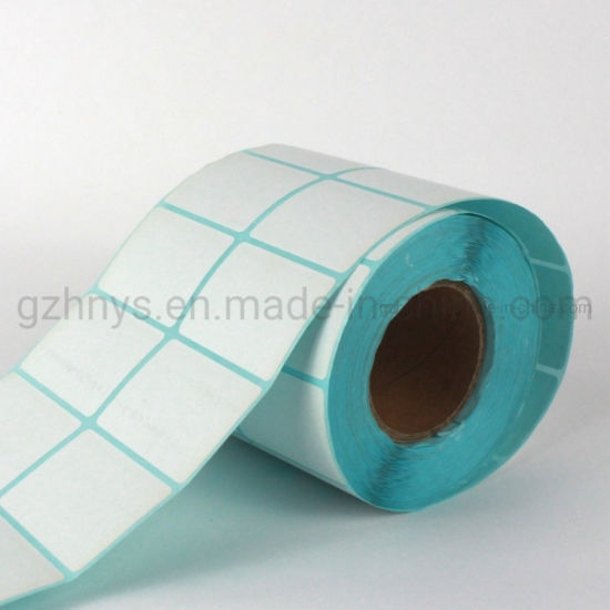 Thermal Logistics Label Paper for Direct Thermal or Thermal Transfer Barcode Label Printer