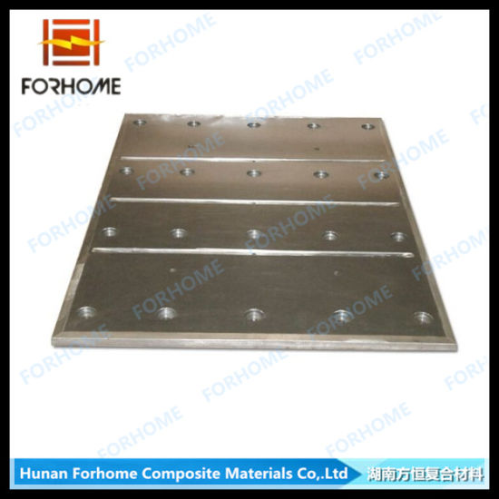 Wear Resistant Oilness Copper Aluminum Cladding Plate pictures & photos