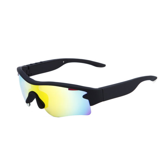 db59044a08 Sport Smart Eyes Glasses Sunglasses Foldable Wireless Bluetooth 4.0  Hands-Free Stereo Headset