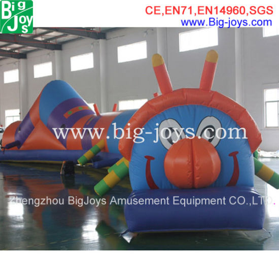 Funny Inflatable Worm Tunnel for Kids pictures & photos