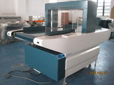 Auto Conveyor Needle Detector for Special Height Product pictures & photos