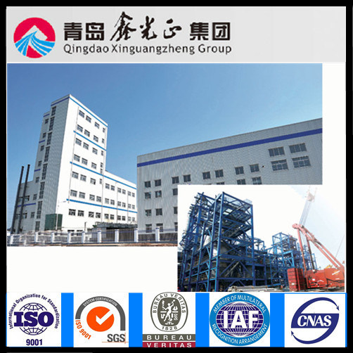 Pre-Engineering Steel Structure Workshop (SSW-14044)